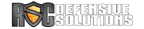 RSC DEFENSIVE SOLUTIONS